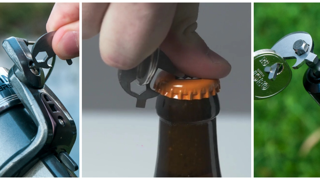 MyPocketMaster-titanium multi-tool for everyday carry project video thumbnail