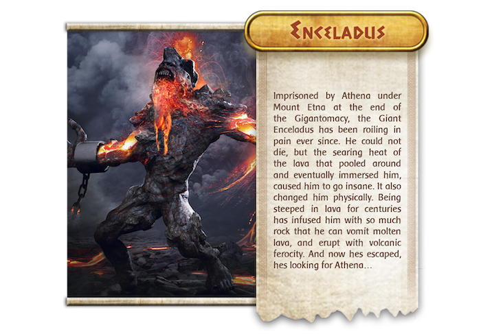 Mythic Battles: Pantheon by Monolith Board Games LLC » Rise