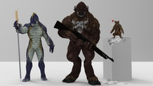 Kingdom Animalia: A Beastly Revenge action-adventure game
