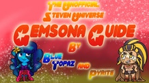 The Unofficial Steven Universe Gemsona Guide