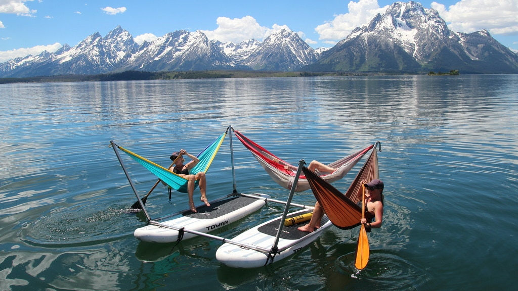 Hammocraft 174 A 5 Person Hammock Frame For Land Or Water