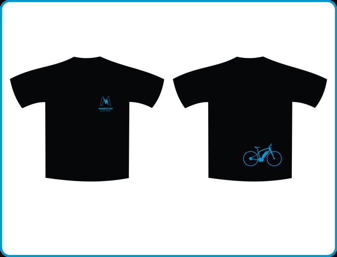 Cool Momentum Electric VIT-S T-shirt