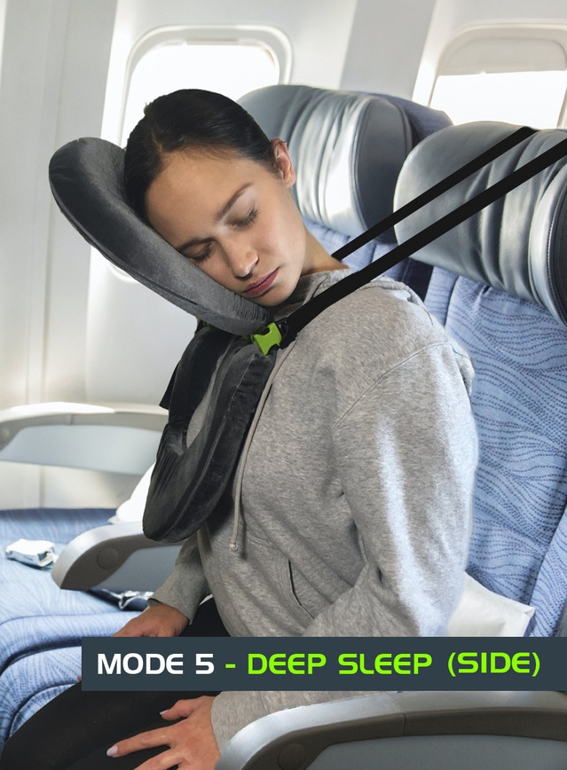 Facecradle Travel Pillow Upgrade To Sleeping Class By