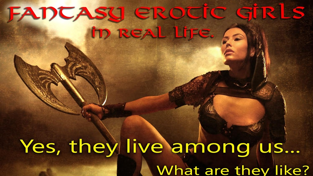 Fantasy erotic girls in real life project video thumbnail
