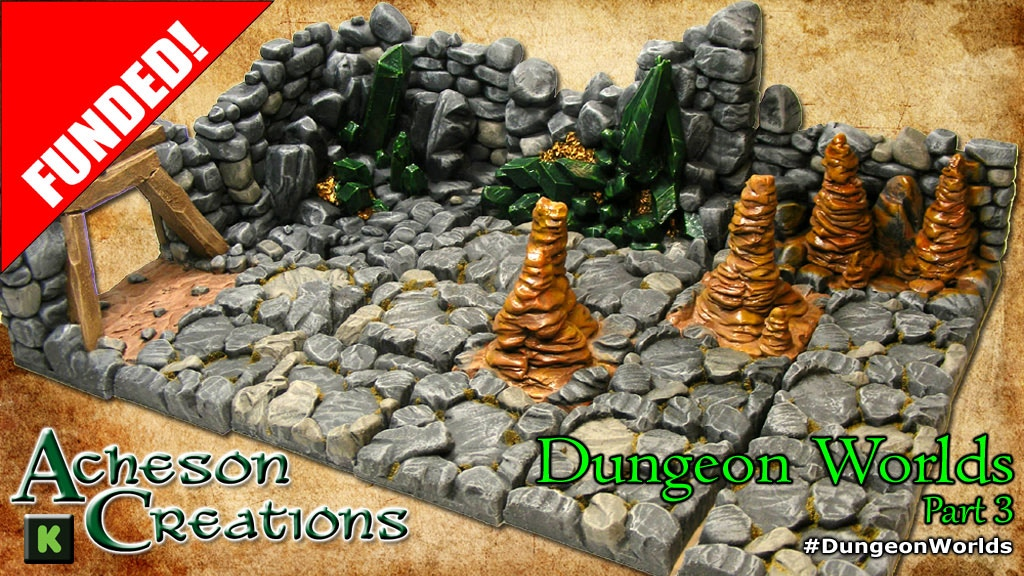 Dungeon Worlds Part 3 project video thumbnail