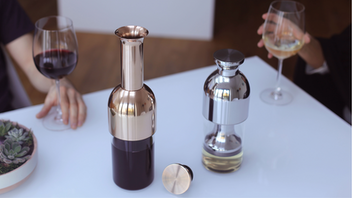 eto: a beautiful innovation in wine preservation.