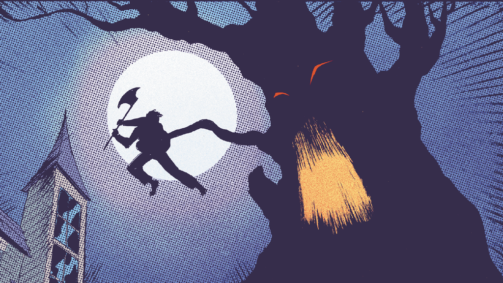 House of Fear: A 24-page ghost story for kids and adults project video thumbnail