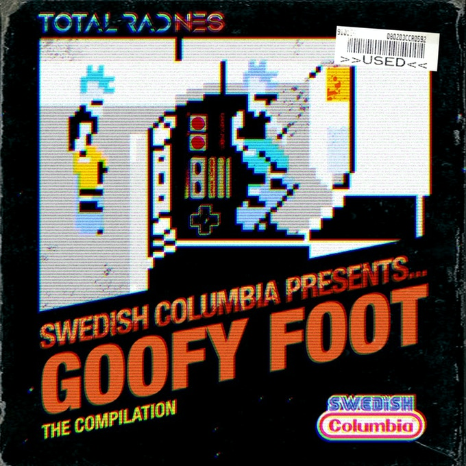 Swedish Columbia Presents... Goofy Foot the Compilation