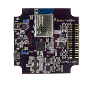 Rev C of the OpenScope: redesigned PCB and the decision to make the product Open Hardware!