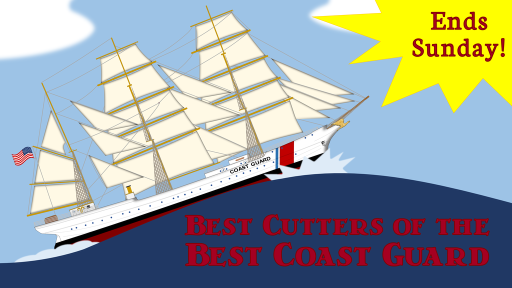 Best Cutters of the Best Coast Guard! project video thumbnail