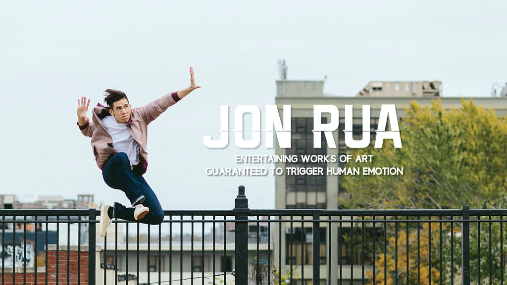 LoveFound by Jon Rua project video thumbnail