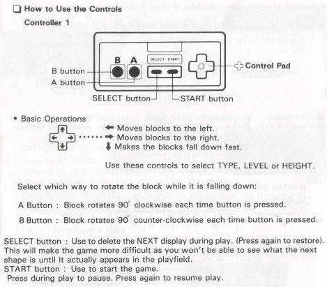 Tetris - How to Use Goofy Foot