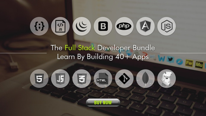 Learn Full Stack Development by building real world apps. 40+ hrs of tutorials to enhance skills for developers across multiple domains