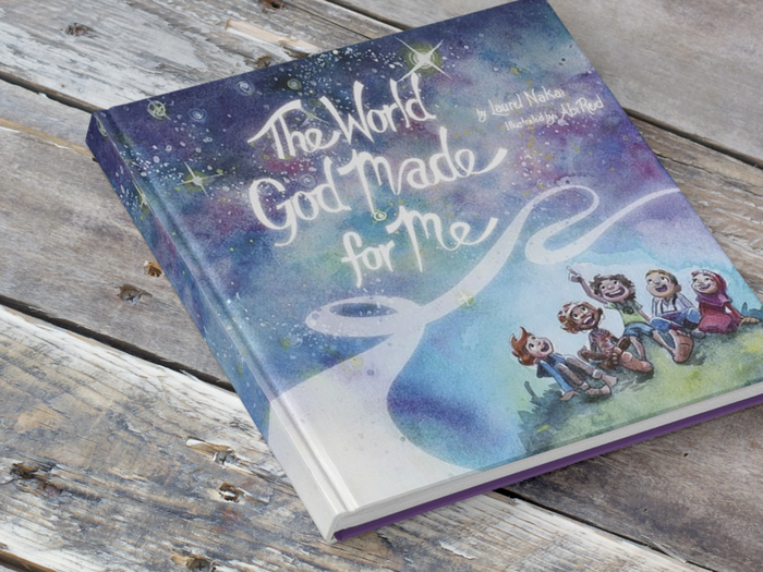An Interfaith Devotional Picture Book that teaches the concept of God, and promotes peace and understanding between different faiths.