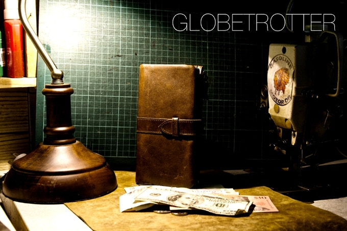 Globetrotter - Travel Wallet