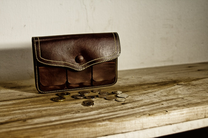 Paperboy - Coin Pouch that sorts your coin denominations   (availability to be confirmed)