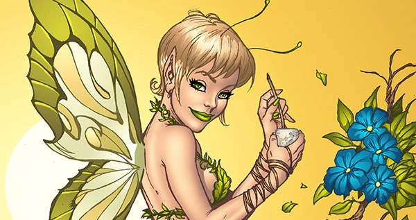 Fairies and Fantasy Creatures
