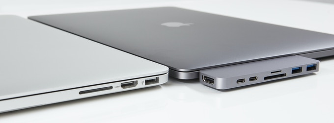 2015 MacBook Pro & 2016 MacBook Pro with HyperDrive