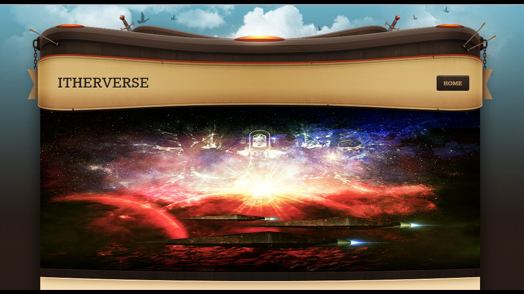Itherverse: Multi-Genre RPG Adventure eZine for any System project video thumbnail