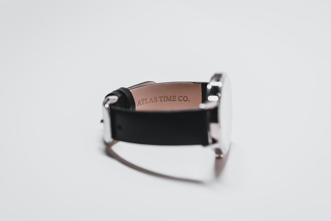 Imprinted Leather Strap