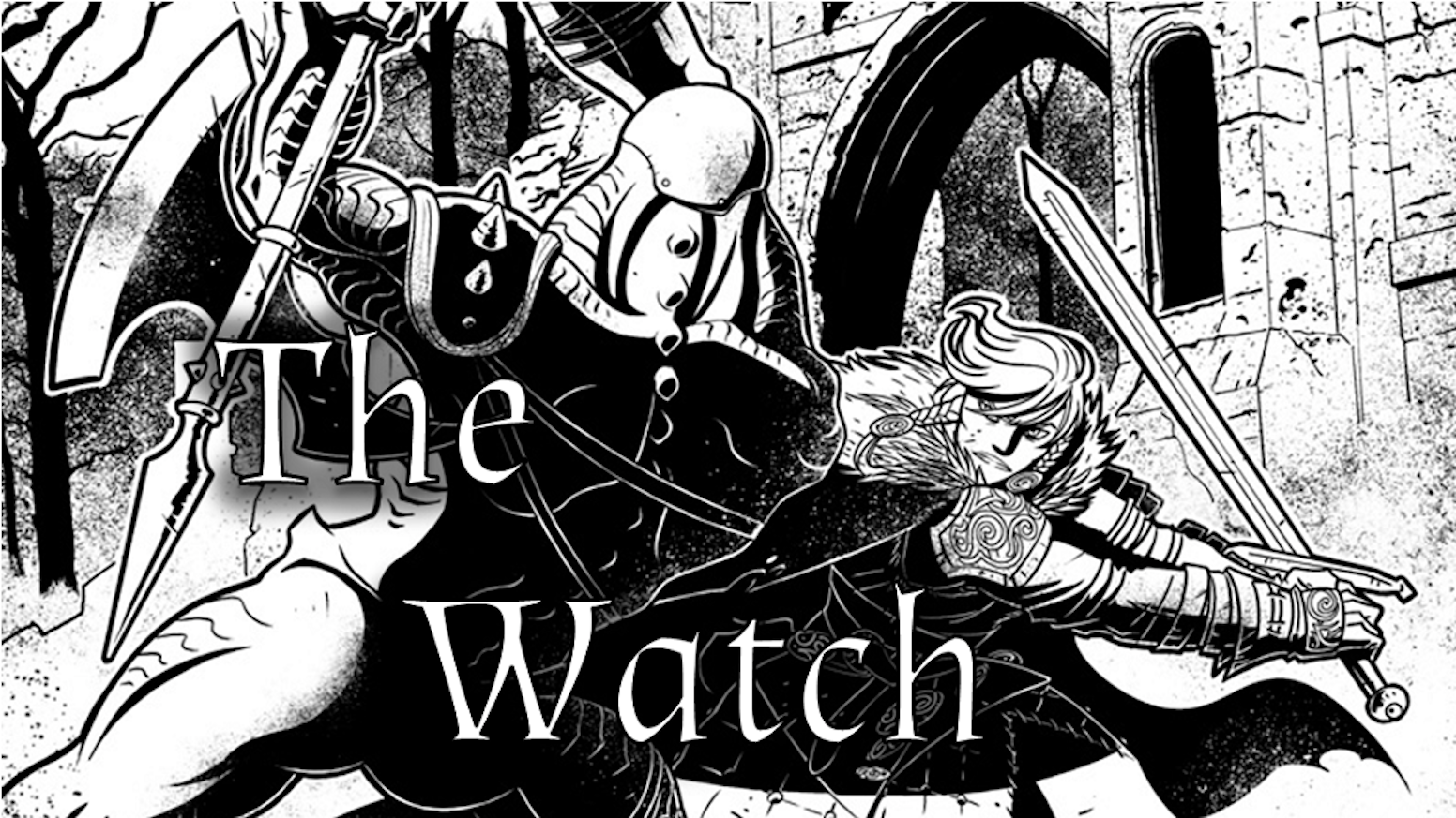 The Watch is a tabletop roleplaying game about soldiers fighting a desperate war to save their homeland.