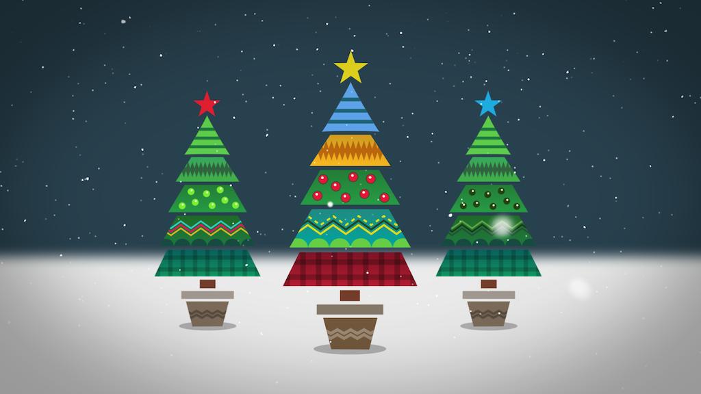 Animated Christmas Cards by Ali Tahouri — Kickstarter