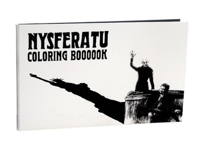 NYsferatu Coloring Book