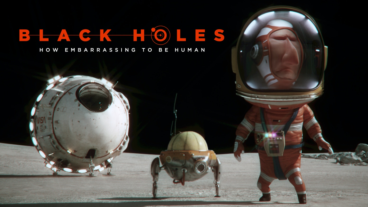 An adult animated series about Dave, a mars-bound astronaut teamed up with a sentient melon who drives him to the brink of insanity.