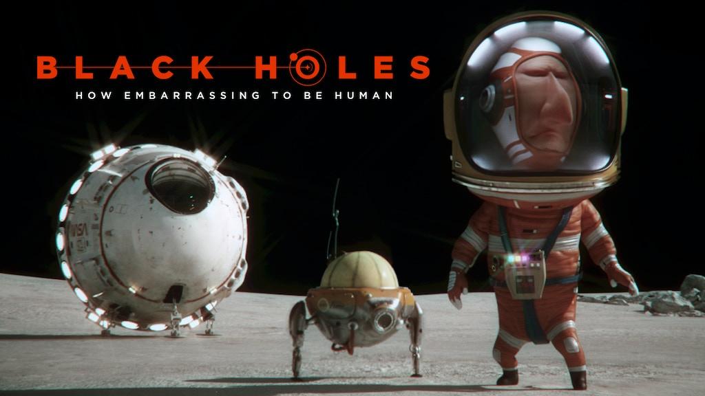 Black Holes project video thumbnail