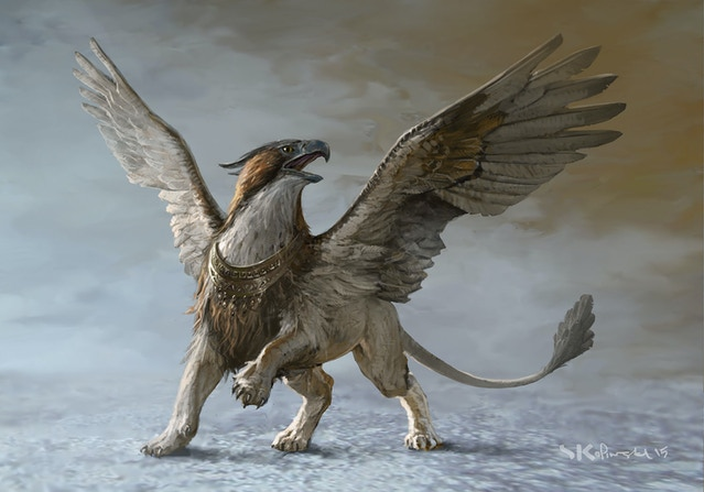 Griffon : King of all Animals [BG] 063e34dedd3040f4b0d2f206a5d29987_original