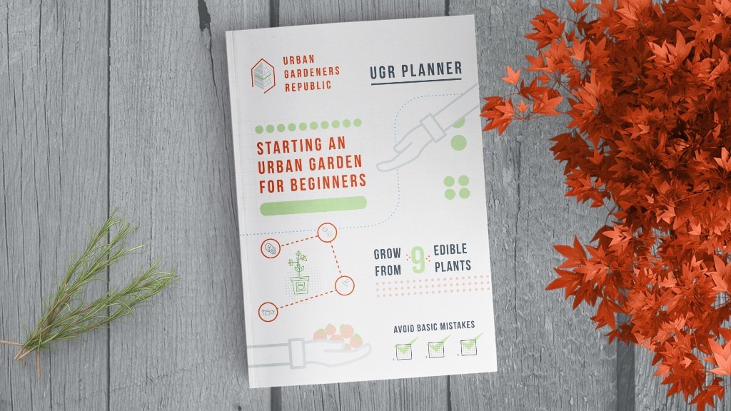 Project image for DIY Garden Planner: Easy Guidebook for Starting a Garden