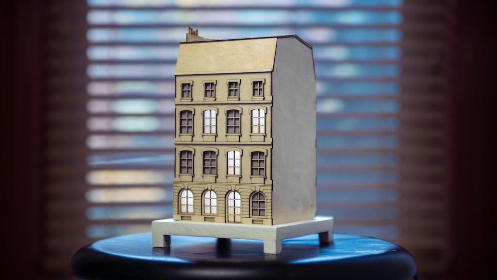 Miniature de la vidéo du projet The City Clock - Paris design