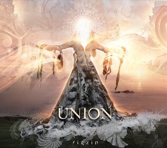 UNION cover art by Android Jones