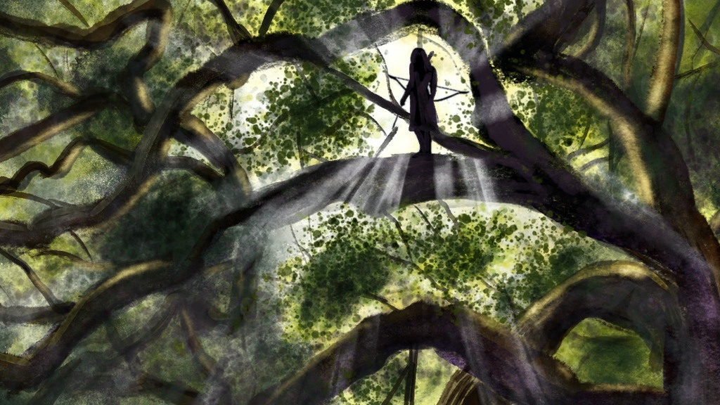 Nocked! True Tales of Robin Hood project video thumbnail