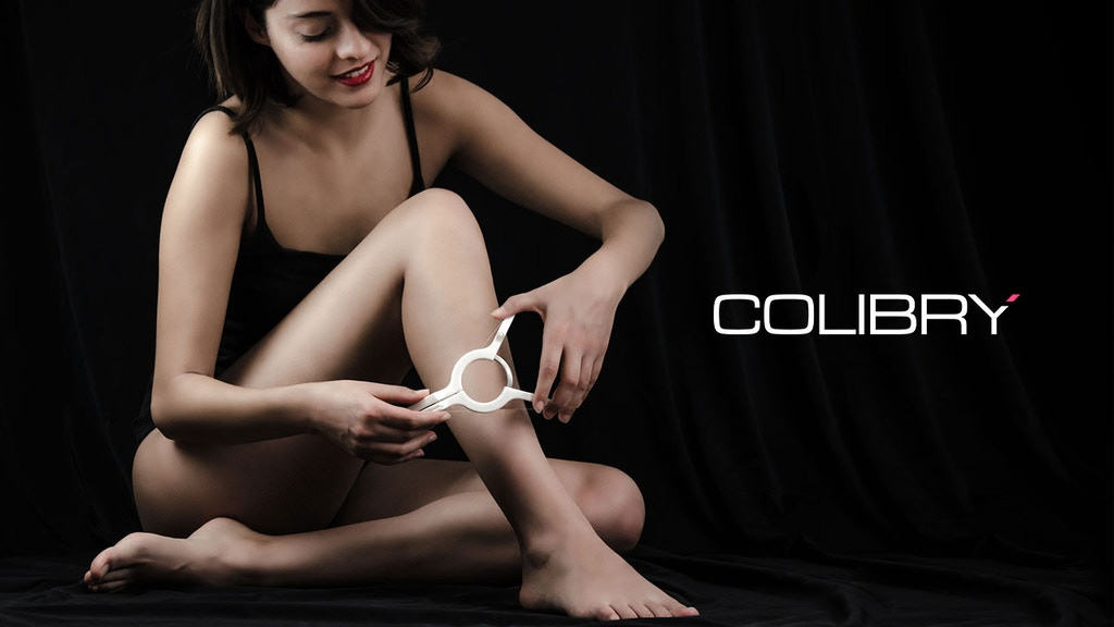 COLIBRY Threading Epilator project video thumbnail