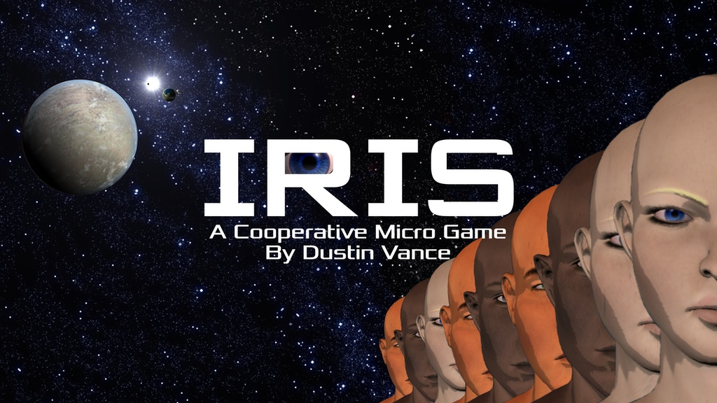 Iris: A Cooperative Micro Game project video thumbnail