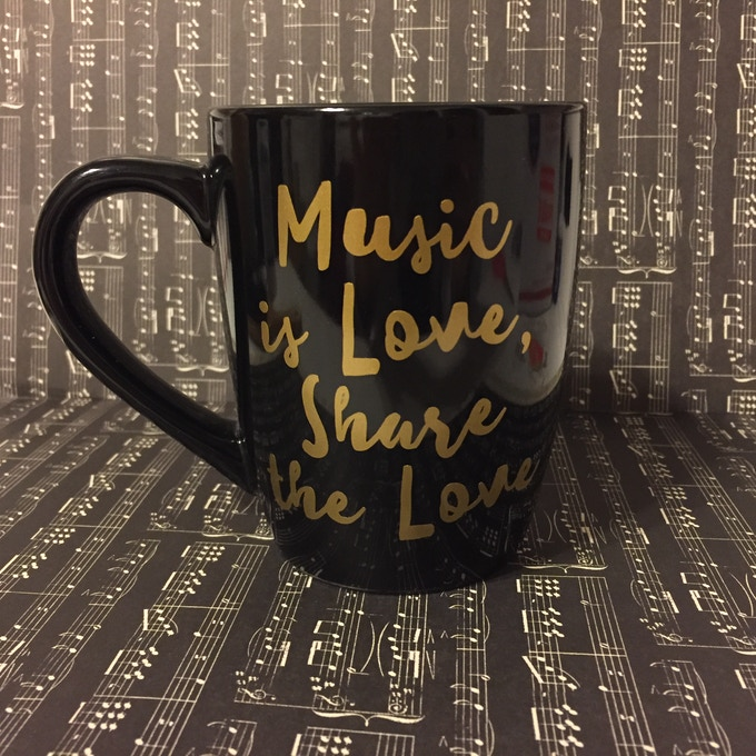 Let's Hang Out MUG (part of Rewards @ $150)