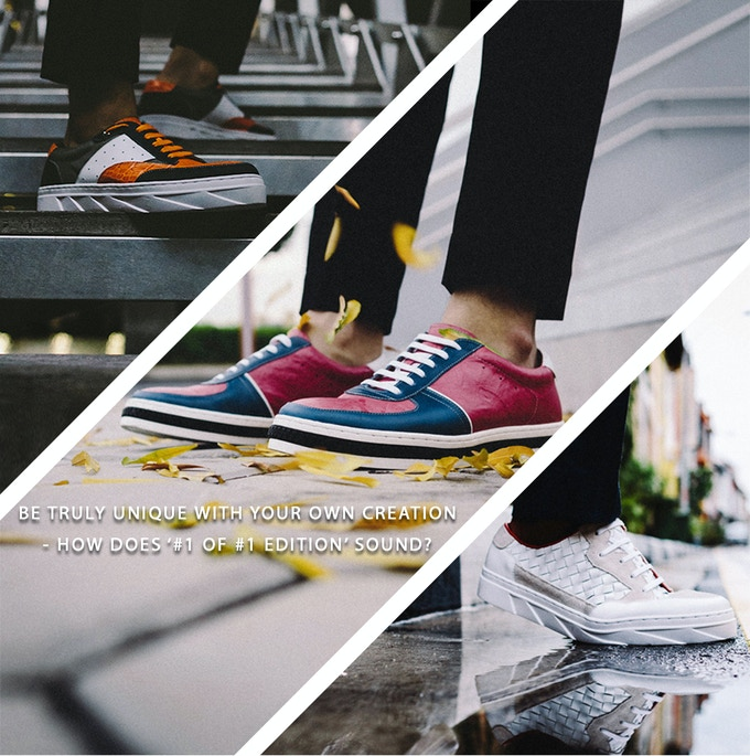 6178e10be YSNEAKERS: Customize your own UNIQUE pair of Luxury Sneakers by ...