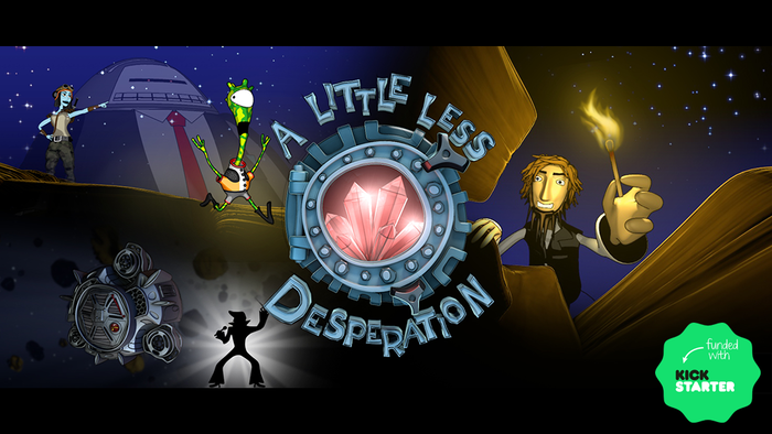 A classic point and click adventure game about Jacob, the last guy you'd abduct if you were an alien from outer space.