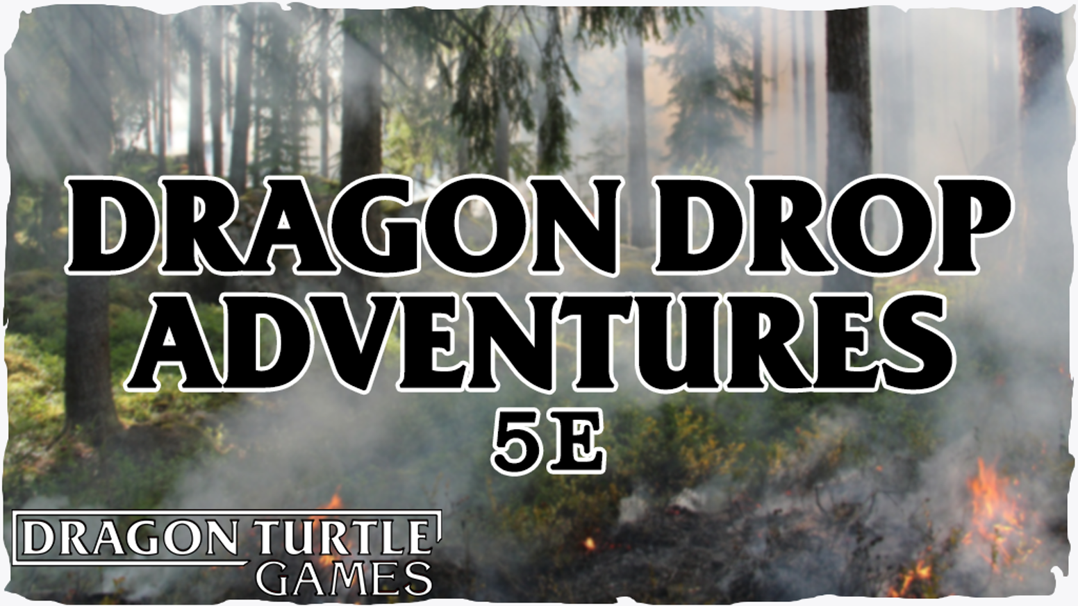 Dragon Drop Adventures are easy to implement, high octance, and fun, single session adventures for Dungeons & Dragons 5e.