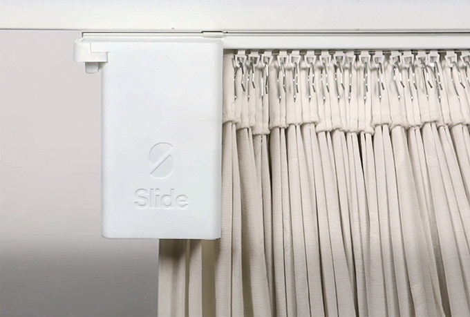 slide make your existing curtains smart by innovation in motion