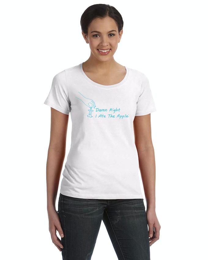 Tshirt in White