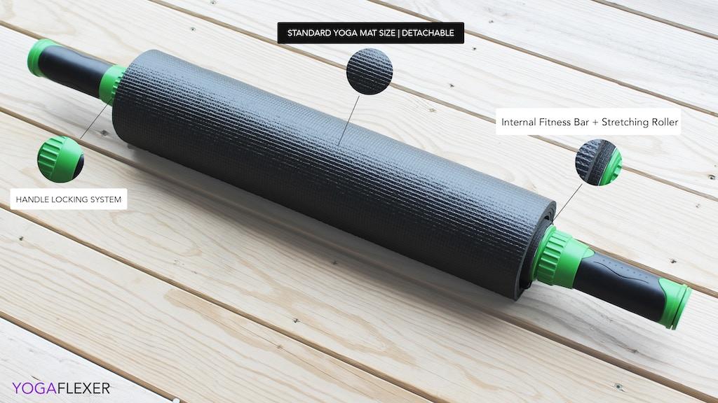Yoga Flexer: Truly Versatile Home Gym project video thumbnail