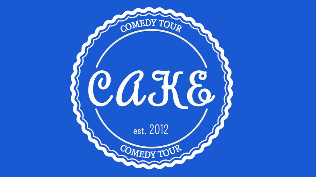 CAKE Comedy Tour ASHEVILLE, NC! project video thumbnail