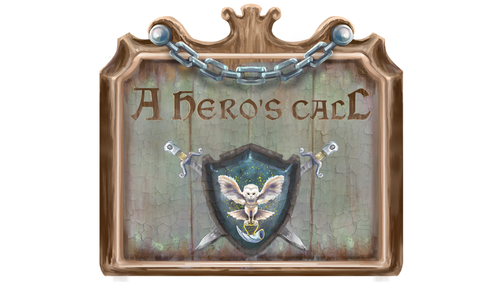 A Hero's Call - An Accessible Fantasy RPG project video thumbnail