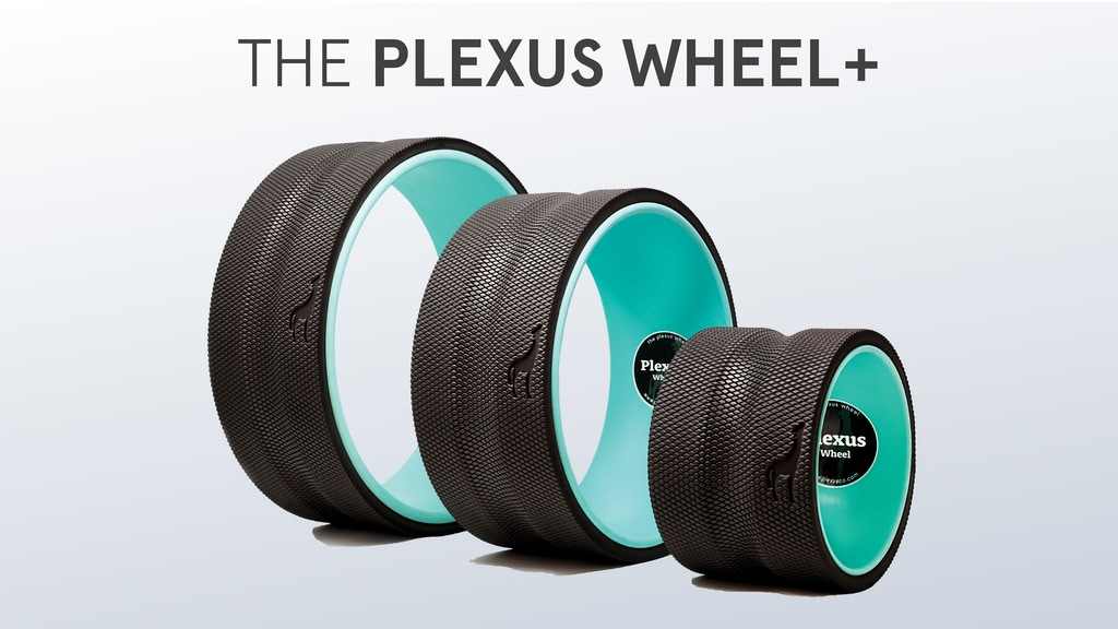 Plexus Wheel+ | The World's Simplest Back Pain Relief project video thumbnail