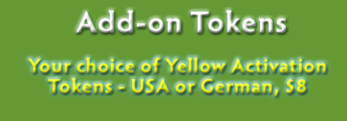 Add On - Yellow Acquisition Tokens
