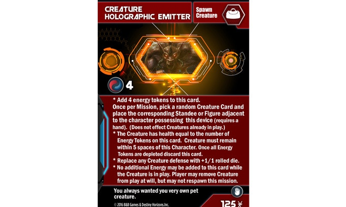 Included in Creature Add-On Bundle