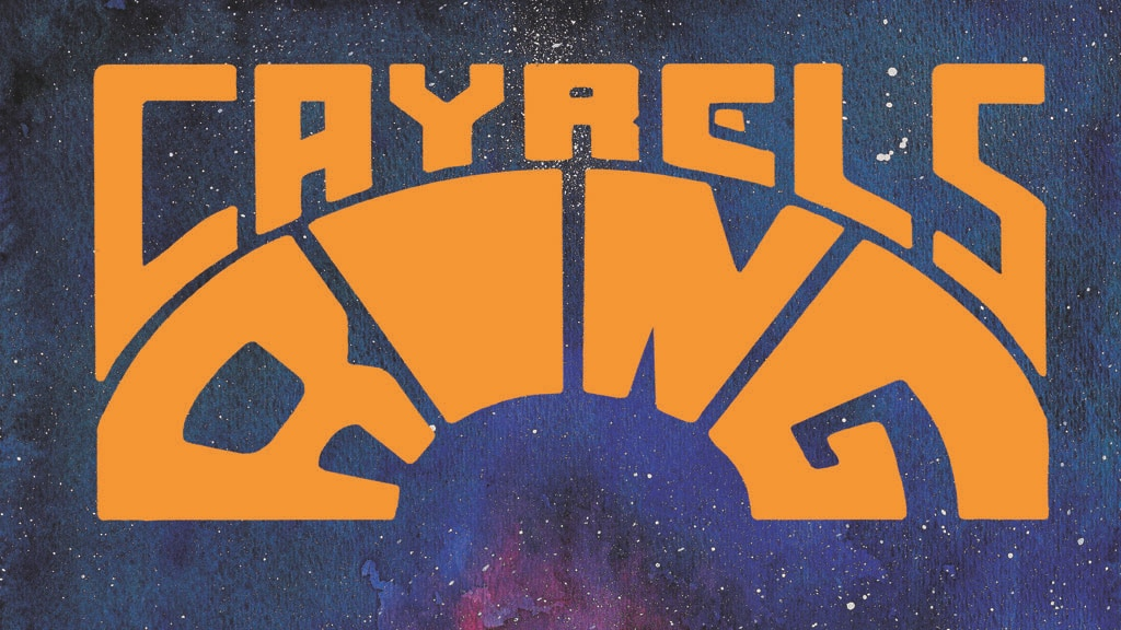 CAYRELS RING - Issue One of a Sci-Fi comic book series project video thumbnail