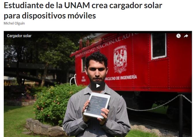 Publicación en UNAM Global
